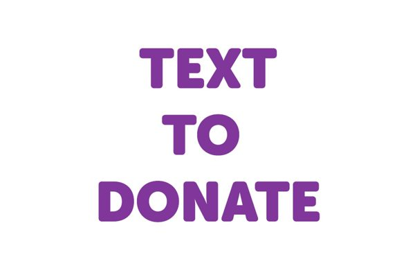 Support those Begging Donate By Text